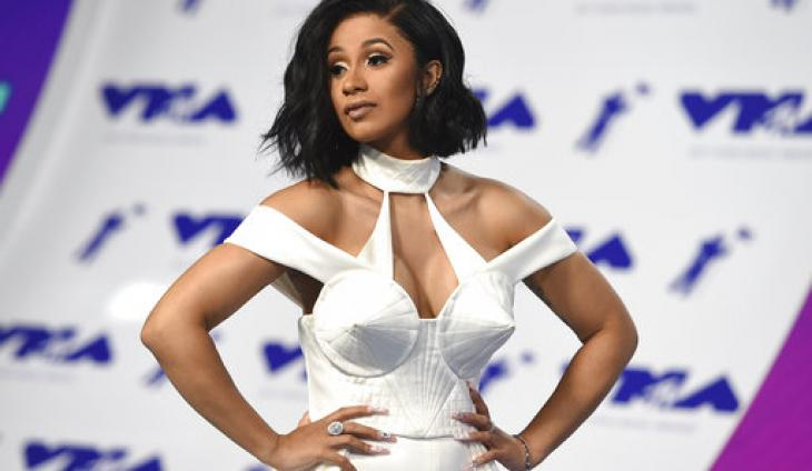 Cardi B Opening MTV VMAs With 1st Post-Baby Performance