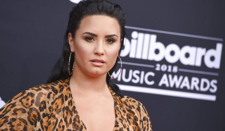 "Demi Lovato Reveals She Relapsed After 6 Years in New Song ""Sober"""