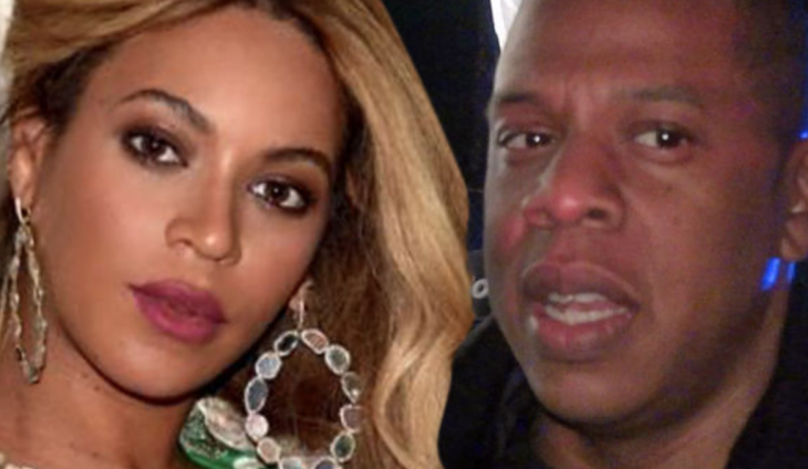 BEYONCE, JAY-Z TWINS PREMATURE 'UNDER THE LIGHTS'